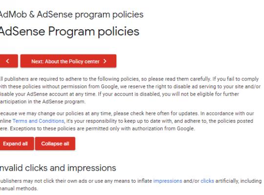 app store policies