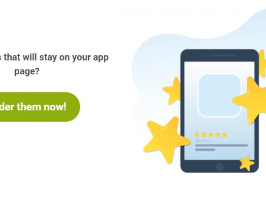 app ranking service