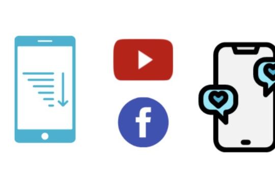social apps data