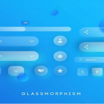 Glassmorphism UI – the newest trend by Apple and Microsoft in user interfaces